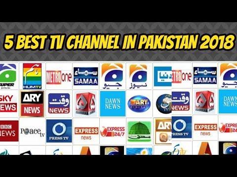 Top 5 Best Pakistani Tv Channels Ranking.. 2018