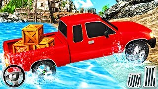 Offroad Jeep 4x4 Truck Driving Simulator - Best Android GamePlay