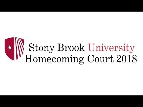 Stony Brook Homecoming Court 2018