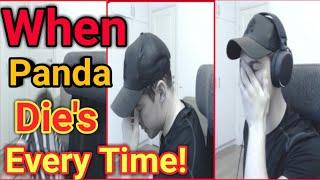 Reaction When Panda Dies || PUBG MOBILE || Solo Vs Squad