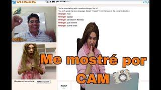 ME DESNUDE  POR CAM Y ESTO PASO  l  Heber Silva