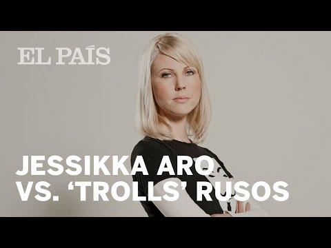 Jessikka Aro, la periodista que investiga a los 'trolls' prorrusos | Internacional