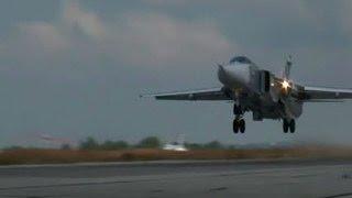 Авиация РФ уничтожила несколько лагерей, складов оружия и укреплений ИГ