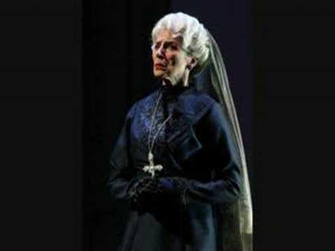 Suor Angelica Puccini Rosalind Plowright as Suor Angelica 1983 & Zia Principessa 2008