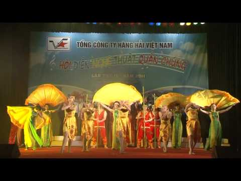 Hội diễn VNL 2011 - Lời ru Âu Lạc
