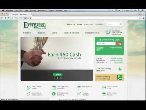 Space Coast Credit Union Online Banking Login Instructions