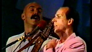 double bill :KING CRIMSON live Germany 1982 - PETER HAMMILL LIVE Italy 1983