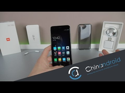 Xiaomi Mi6 test en français pour Gearbest par Chinandroid