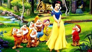 Белоснежка и Семь Гномов - Мультик для Детей - Snow White and the 7 Dwarfs