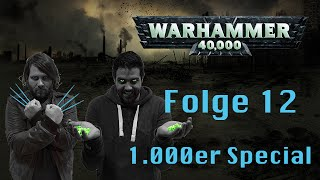 40K - Space Marines VS Eldar - Folge 12 Sonder Battle Report