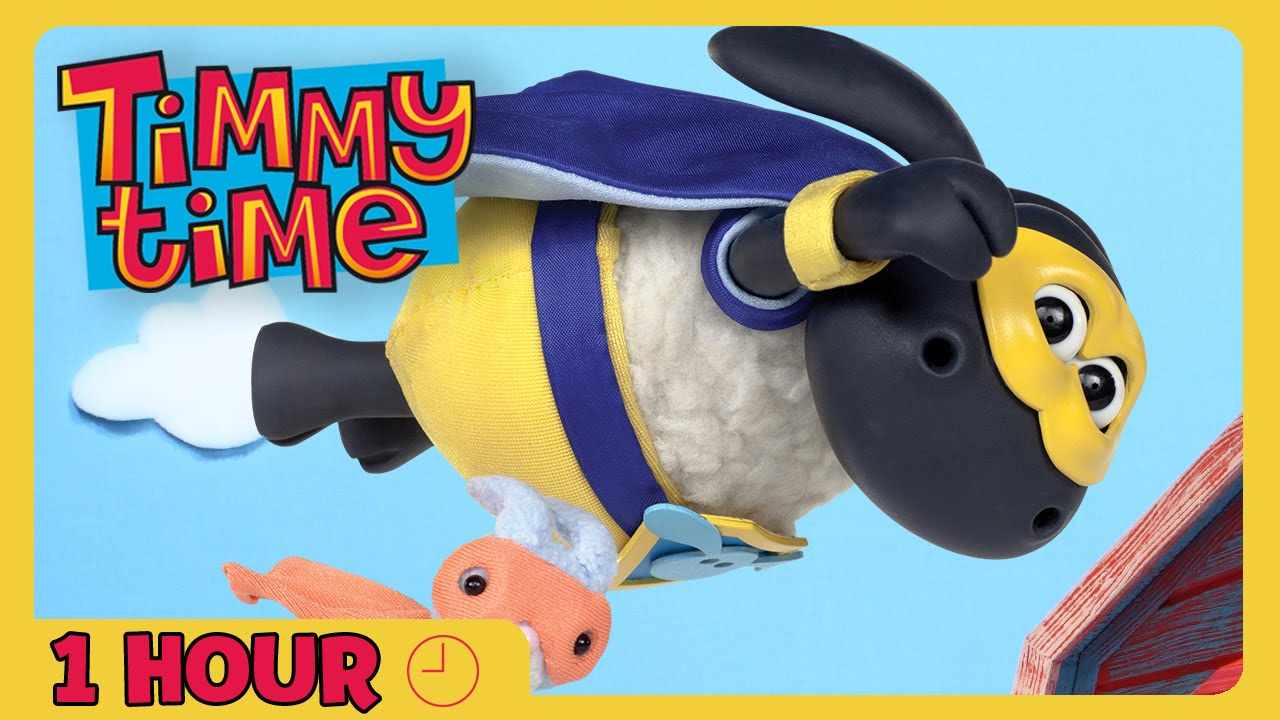 Timmy Time - Episodes 11-20 [1 HOUR]