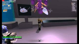 Roblox- Digimon Aurity - Admin room