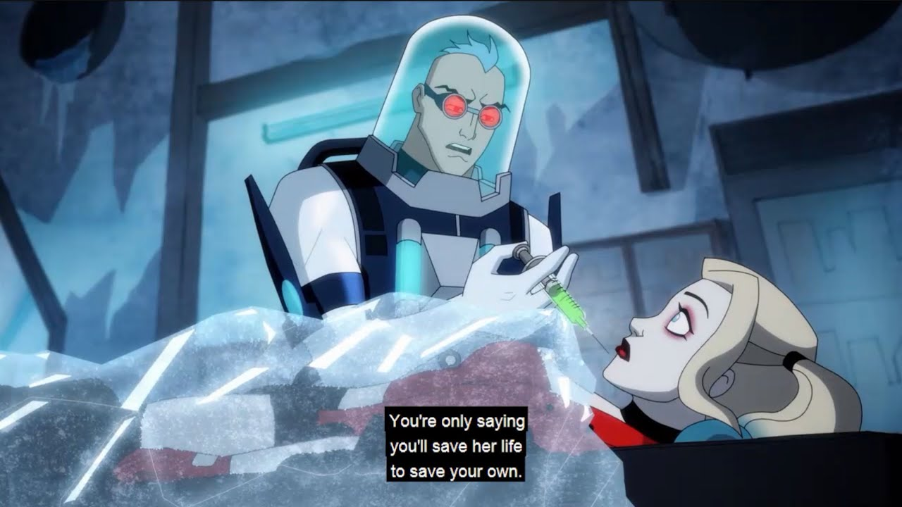 """Download Harley Quinn 2x04 """"Mr. Freeze wants to experiment on Harley"""" Subtitle/HD"""