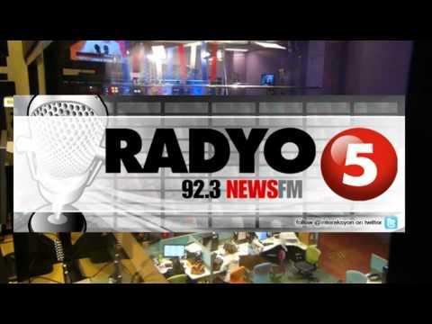 Radyo Singko 92.3 NewsFM New Station I.D. in Mandaluyong