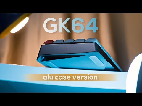 Geek GK64 Aluminum Case Review + Teardown