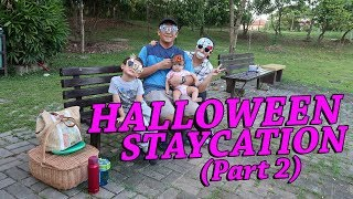 Halloween Staycation (Part 2) #JolinaNetwork