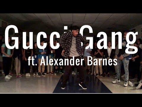 Gucci Gang - Lil Pump ft. Alexander Barnes