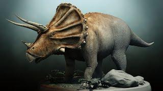 1 урок - Продвинутый моделинг в 3dsMax и Mudbox (Динозавр)(Видеокурс