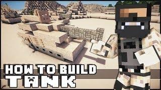 Как построить танк в minecraft(Подпишись на канал Siverus'a: https://www.youtube.com/user/sIveruss______________________________________________________ □ Моя страница ..., 2014-03-28T17:48:54.000Z)
