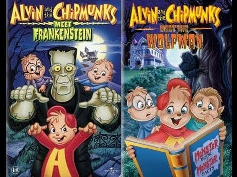 alvin and the chipmunks meet frankenstein aol