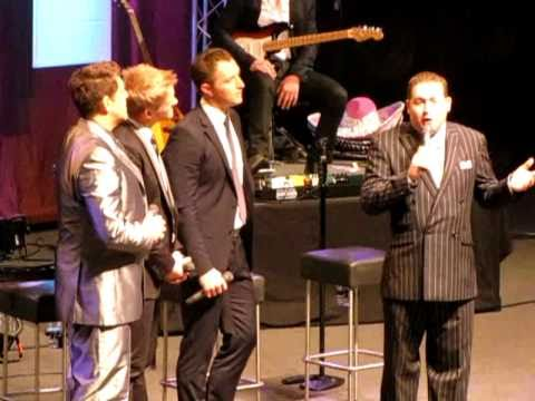 Ernie Haase & Signature Sound / Ian Owens (The Old Rugged Cross) 01-21-11