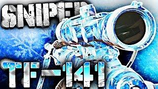 QUICKSCOPE SNIPER, TF-141 INTERVENTION on Infinite Warfare!