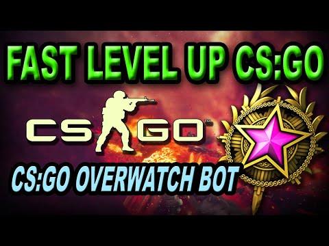 [CS:GO] How Level Up Fast In CSGO 2020 | CS:GO Overwatch Bot
