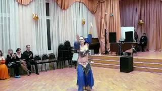 Обучение восточным танцам на Профсоюзной www.shkolatancev.ru(