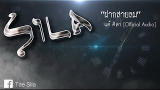 ฝากสายลม - แต้ ศิลา Tae Sila [Official Audio]