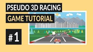 Programming racing game: How to make a car game in Javascript [Part 1] screenshot 1
