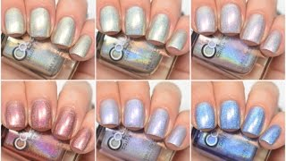 Color Club - Halo Hues 2015 | Swatch and Review