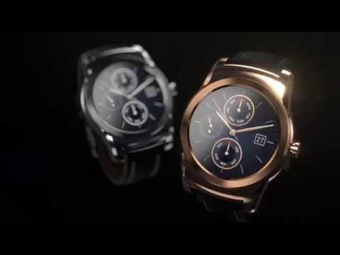 LG showcases its high-class G Watch Urbane smartwatch in new video