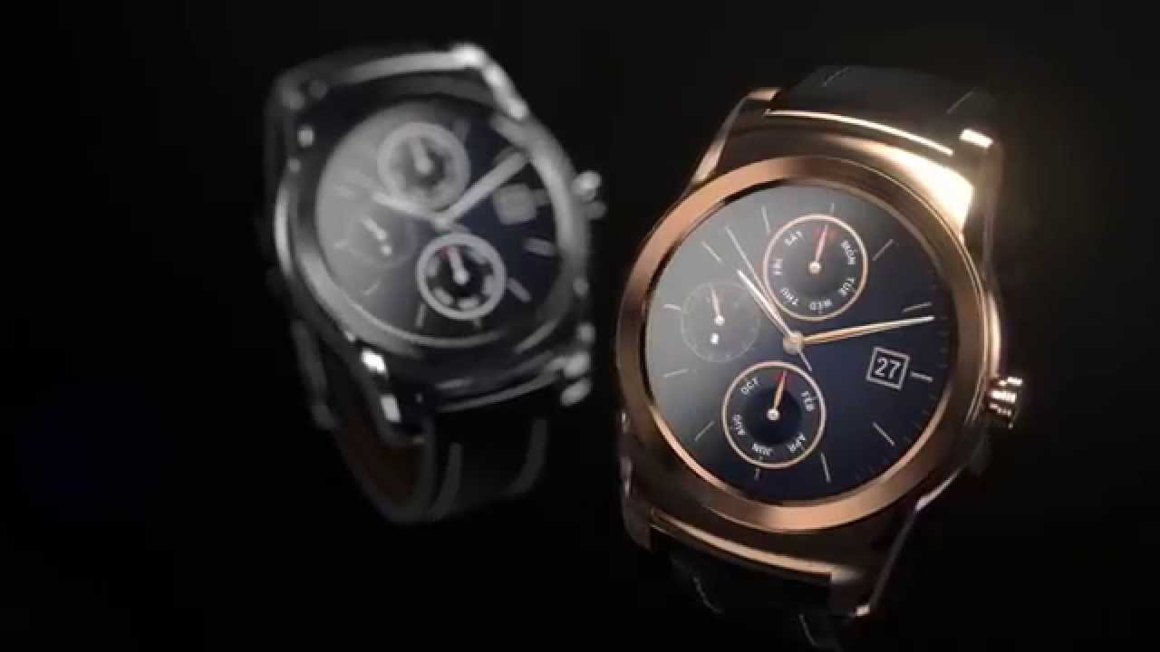 LG Watch Urbane Tanıtıcı Video