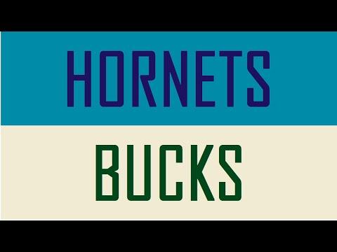 Charlotte Hornets vs Milwaukee Bucks || FULL HIGHLIGHTS || Oct 23, 2017 || NBA