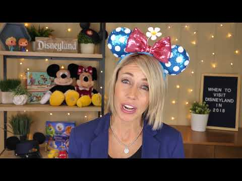 When to Go to Disneyland in 2018