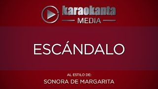 Karaokanta - Sonora de Margarita - Escándalo