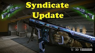 Warface - Syndicate Update (New Skins/Spectator Mode/New Sniper)