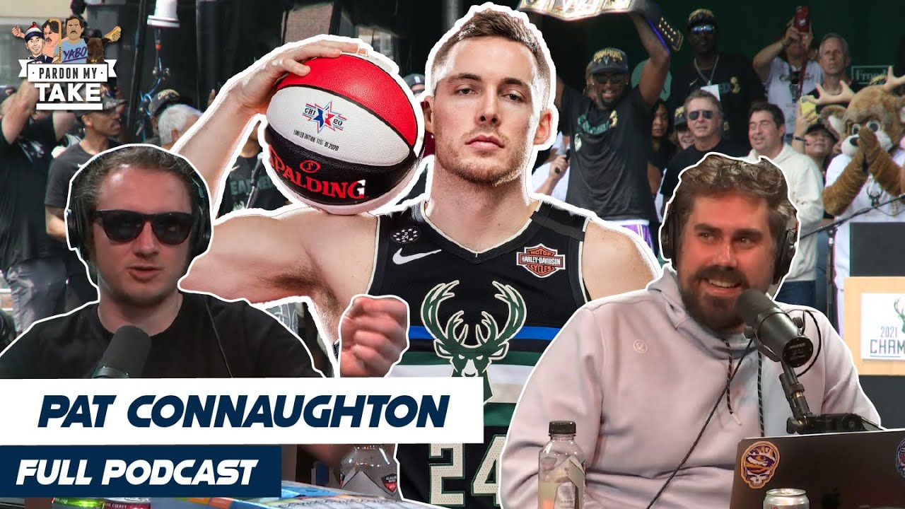 Pat Connaughton's Journey to Becoming an NBA Champion