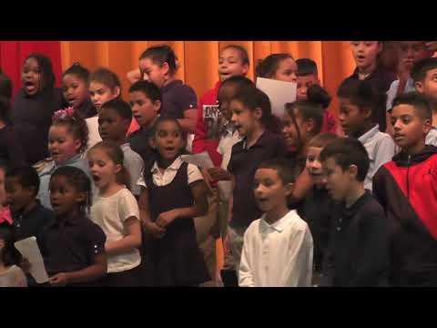 2018 Hispanic Heritage Celebration at Dr. martin Luther King Jr. School no. 9