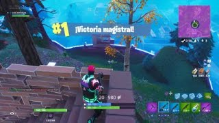 Fortnite New Skin Solo Win by DavidKingOps