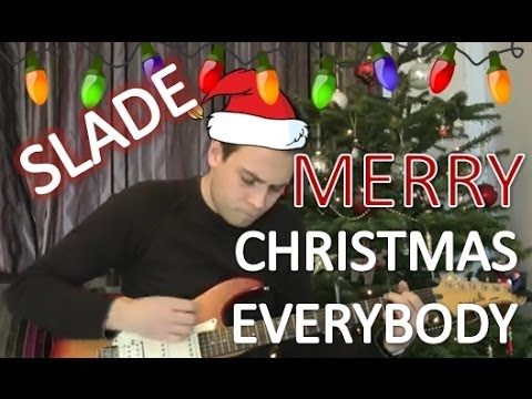 wizard i wish it could be christmas guitar tab