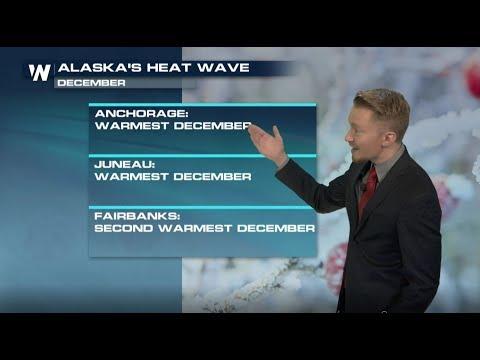 Alaska & Hawaii Regional Forecast