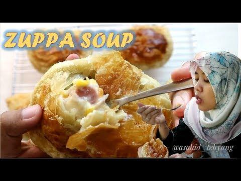 Resep Zuppa Soup Yang Simpel Dan Mudah Dibuat Youtube