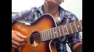 Anh nhớ em vô cùng -mr Doan guitar