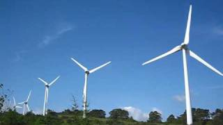 ENERCON Wind Turbine, Nunubiki, Koriyama shi, Fukushima pref. Japan