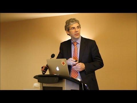 Surgeon David Nott's Key Note Speech in Ottawa