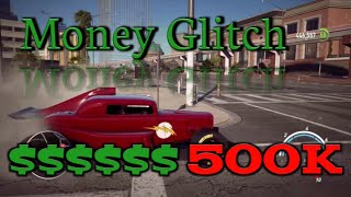 Need For Speed Payback MONEY GLITCH get 300k up to 500 k in one race