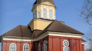 Högmässa i Larsmo kyrka 13.6.2021