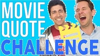 MOVIE QUOTE CHALLENGE | JouleThief
