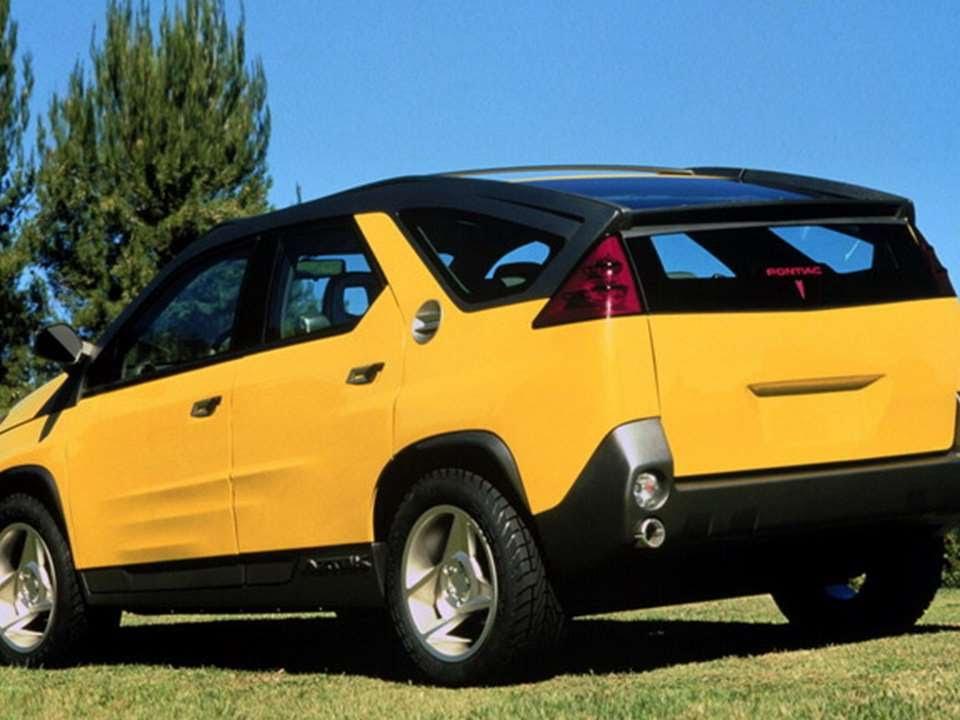 Pontiac aztek prototype